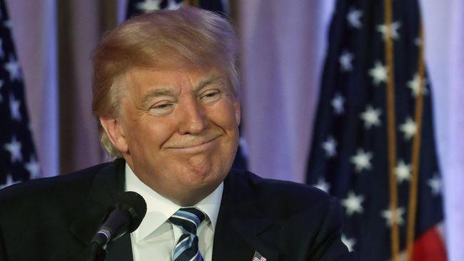Belasan Negara Bagian AS Gugat Trump terkait Darurat Nasional