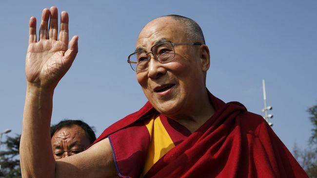 Dalai Lama Dibolehkan Pulang Usai Dirawat Karena Infeksi Dada
