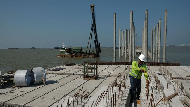 6 Proyek Infrastruktur Berpeluang Dibiayai Investor China