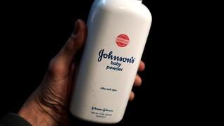 Sebabkan Kanker, Produsen Bedak Johnson Didenda US$55 Juta