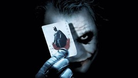 Cuplikan Video Senyum Ngeri Joker Beredar
