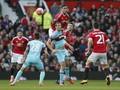 Man United vs West Ham Tanpa Gol di Babak Pertama
