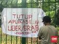 Istana Tunggu Langkah Menkominfo Soal Taksi Online