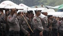 Polisi Kabupaten Tangerang Dilarang Nonton Piala Dunia
