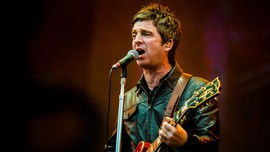 Noel Gallagher Pungkas Konser Tunggal dengan Wonderwall