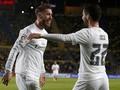Ramos Bahagia Tak Gabung Manchester United
