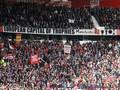 Fan ManUtd Lolos dari Sanksi UEFA
