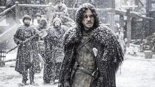 'Game of Thrones' Klaim Cetak Rekor Adegan Orang Terbakar