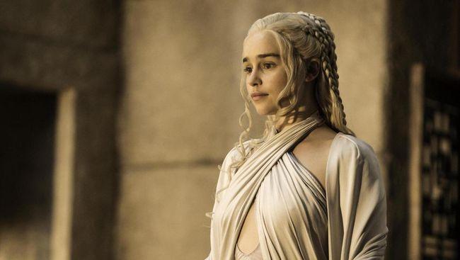 Kisah Klan Targaryen 'Game of Thrones' Bakal Dibuat Serial