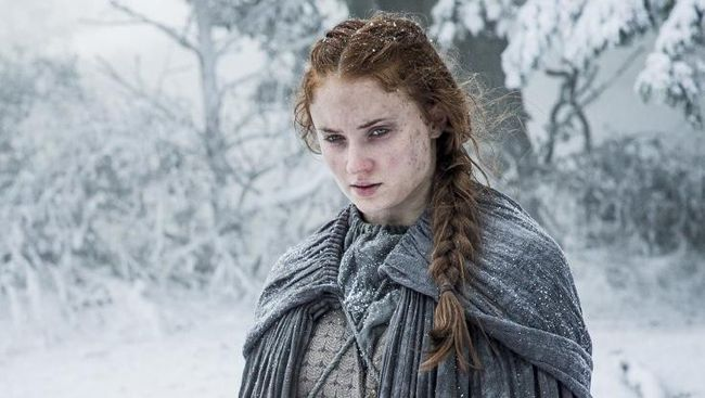 Sophie Turner Beri Bocoran Soal 'Game of Thrones' Musim 8
