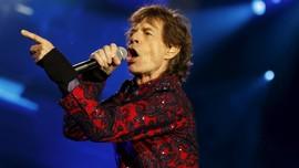 Rekaman Mick Jagger yang Hilang 45 Tahun Lalu Ditemukan