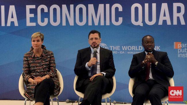 2018, Bank Dunia Prediksi Ekonomi Indonesia Naik 5,3 Persen