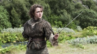 Maisie Williams Tak Duga Bakal Telanjang di 'Game of Thrones'