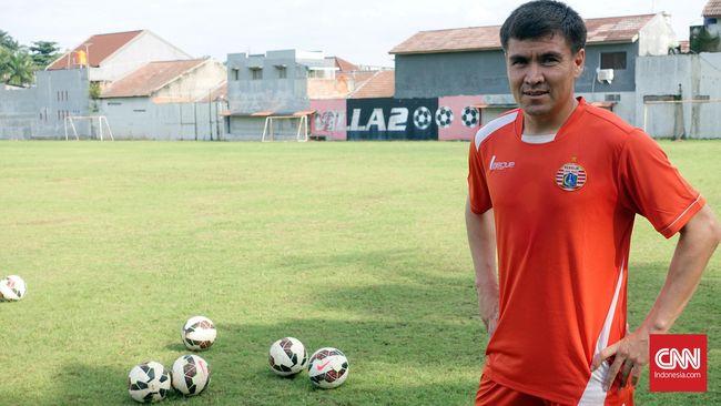 Sosok Pelatih Persija di Mata Mekan Nasyrov