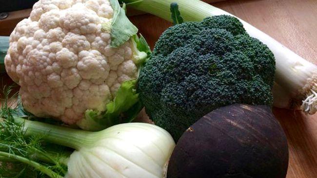 Makanan Tinggi Serat Kurangi Risiko Kematian