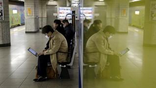 Teror Amplop Beracun Bikin Geger Jepang