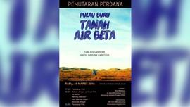 Pemutaran Film Pulau Buru di Yogyakarta Dibubarkan