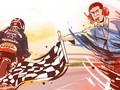 Arti Sinyal Bendera di MotoGP