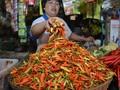 Kian 'Pedas', Harga Cabai Rawit Merah Tembus Rp85 Ribu per Kg