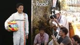 Rio Haryanto bukan hanya membawa nama dirinya dan tim Manor Racing dalam kompetisi F1 musim 2016 ini. Dia akan membawa juga nama bangsa Indonesia ke kancah dunia. (Reuters/Brandon Malone)