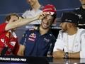 Momen-momen Menggemaskan F1 Jelang Musim Balap 2016