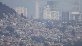 Tingkat Ozon Tinggi, Meksiko Batasi Penggunaan Kendaraan