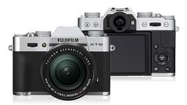 Fujifilm X-T10, Futuristis dengan Foto Memesona