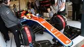Menghadapi musim 2016, tim yang dibela Rio Haryanto yaitu Manor Racing telah mendapatkan beberapa sponsor untuk mendukung perjalanan mereka. (CNN Indonesia Rights Free/Manor Grand Prix Racing Ltd)