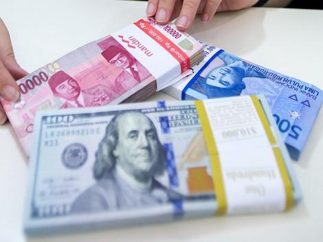 Rupiah Unjuk Gigi, Melesat Tembus Rp14.597 per Dolar AS