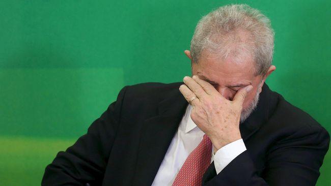 Brasil Mulai Selidiki Kasus Suap Dua Mantan Presiden