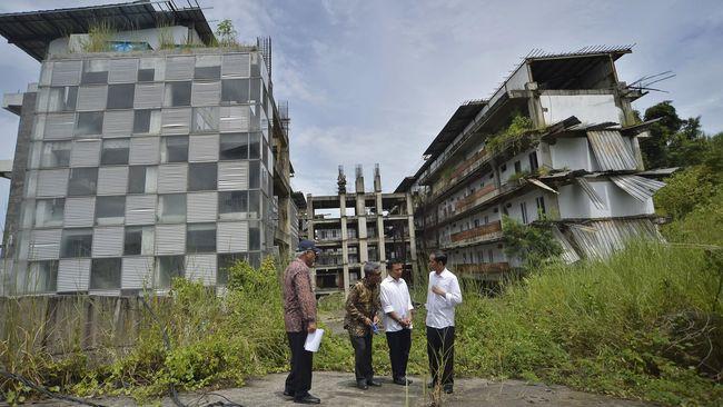 KPK Tetapkan Empat Syarat Kelanjutan Proyek Hambalang