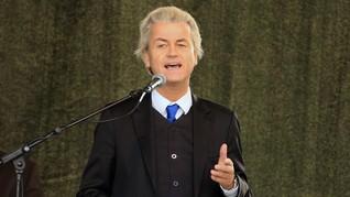 Tokoh Anti-Islam Belanda Lombakan Lagi Kartun Nabi Muhammad