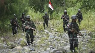 Anggota TNI Disebut Sandera 5 WN Malaysia di Sarawak