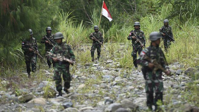 TNI Dilibatkan untuk Tangani Kelompok Bersenjata di Papua