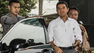 Pamit ke Wiranto dan OSO, Yuddy Chrisnandi Kembali ke Golkar