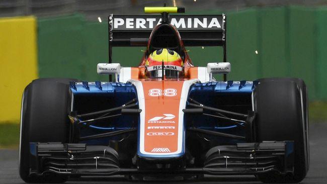 FP2: Hamilton Masih Tercepat, Rio Haryanto ke-14