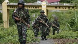 Pagar Perbatasan RI-Malaysia di Entikong Dijebol Berkali-kali