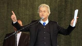 Diplomat Belanda Diancam Dibunuh Karena Cuitan Geert Wilders
