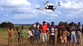 Malawi Kerahkan Drone Lacak Sarang Nyamuk Malaria