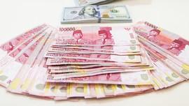 Dolar AS Keok Tertahan The Fed, Rupiah Melaju ke Rp14.105