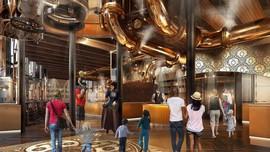 Pabrik Cokelat Willy Wonka Dibuka di Florida
