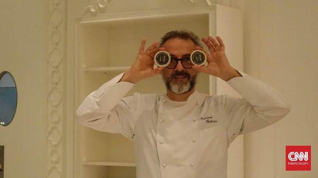 Chef Massimo Bottura Berencana Buka Tempat Penginapan