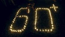 'Earth Hour', Ratusan Orang Lari Keliling Kebun Raya Bogor