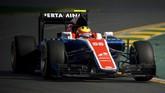 GP Australia menjadi pertama kalinya Indonesia mengirimkan pebalap di ajang Formula 1. Rio Haryanto mewakili merah-putih di Australia. (REUTERS/Jason Reed)