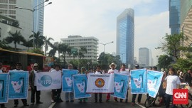 Survei: Perusahaan Air Minum Kerap Suap Pejabat Tingkat Kota