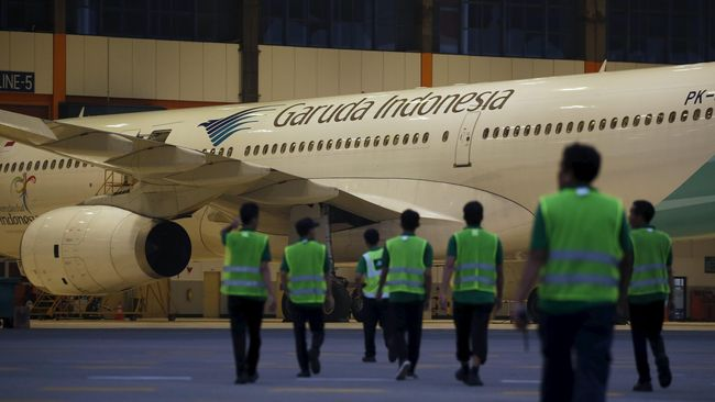 Rolls-Royce Akui Suap Pihak Garuda Indonesia