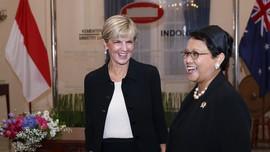 Menlu Julie Bishop akan Resmikan Konjen Australia di Surabaya
