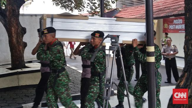 Jokowi Sampaikan Belasungkawa Atas Kecelakaan Heli di Poso