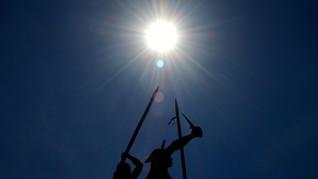 Sumatera Barat Meresmikan Monumen Khatulistiwa