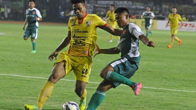 Striker Timnas U-23 Dimas Drajad Satu Gol dan Tepis Penalti